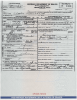Death Certificate for Charles Painchaud